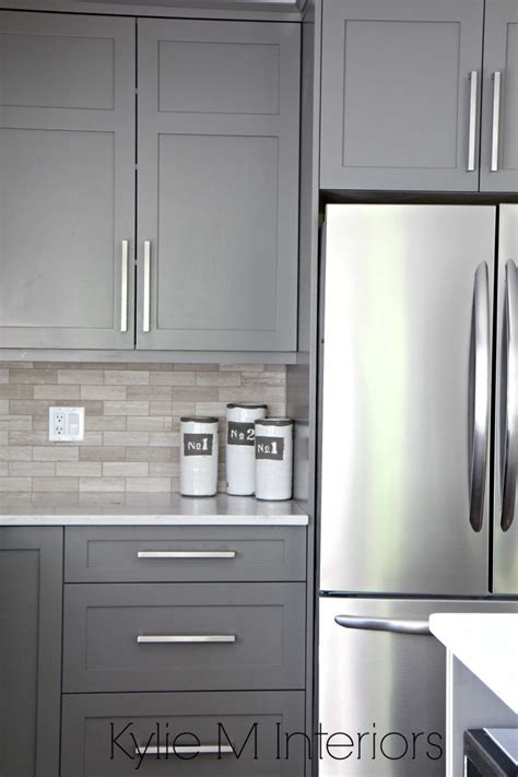 kitchen gray cabinets the 9 best benjamin moore paint colors grays including