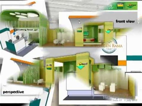 cara desain booth pameran stand pameran desain kontraktor stand pameran booth