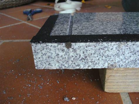 Granit Sohlbank by Granitfensterbank Silikon Ja Nein Fensterforum Auf