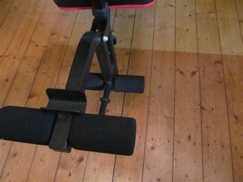 maximuscle ultimate workout bench maximuscle ultimate workout bench 28 images like new