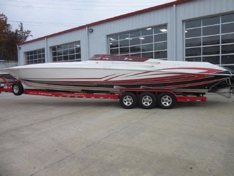 fountain boats for sale uk fountain 42 lightning boats for sale in united states