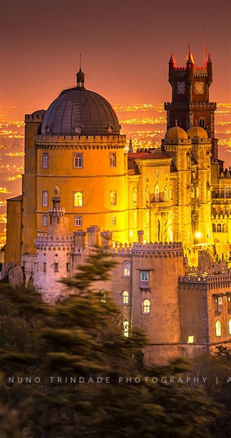 Pena Palace, Sintra, Portugal   Art Decoration Design