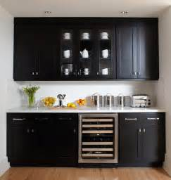 Black Kitchen Pantry Cabinet by Black Butler S Pantry Cabinets