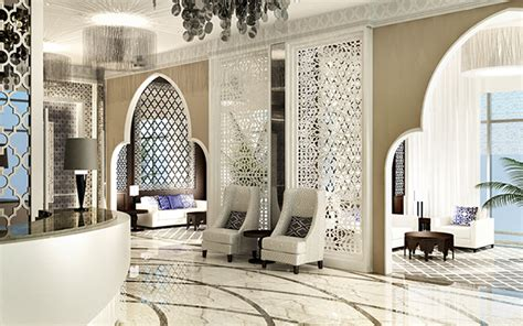 Modern Moroccan Bathroom Design Hotel Apartment Moroccan Design On Behance