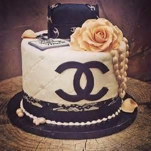 chanel cake coco chanel party pinterest tartas negro y chanel