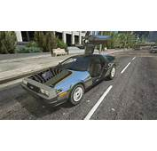 DeLorean DMC 12  V&233hicules T&233l&233chargements GTA 5