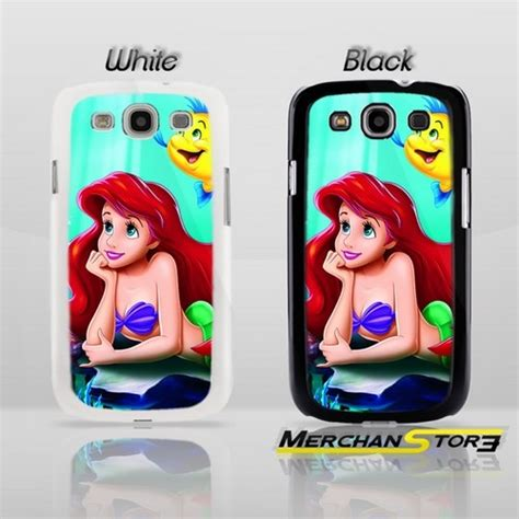 Samsung Galaxy S5 Casing Ariel The Mermaid And Friends ariel the mermaid samsung galaxy s3