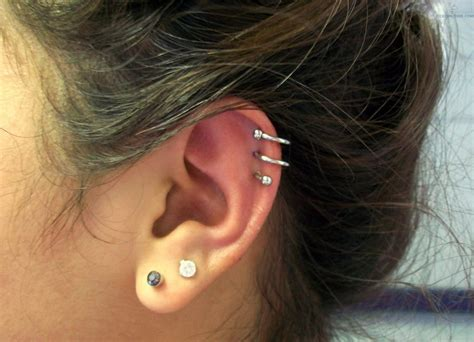 Xo Home Design Center by Spiral Ear Piercing Pictures And Images Page 20