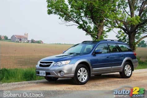 blue subaru outback 2008 2010 liberty bashed with ugly stick subaru automotive