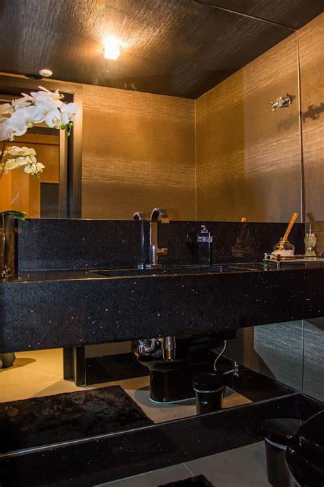 lavabo preto fotos de banheiros modernos lavabo preto homify