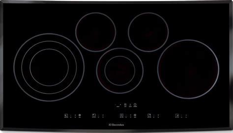 36 Electric Cooktop Reviews 36 inch electrolux electric cooktop reviews ei36ec45kb