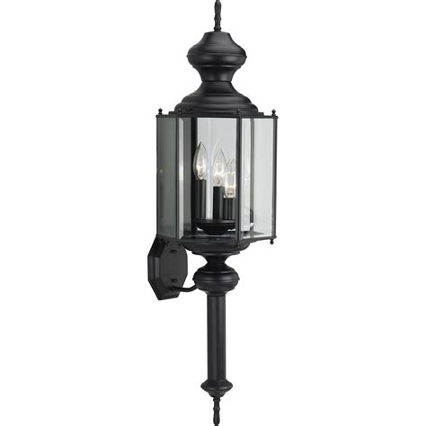 Progress Outdoor Lighting Fixtures Progress Lighting P5831 31 Brassguard Lantern Outdoor Wall Mount Fixture