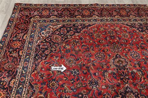 Cheap Area Rugs 9x12 Clearance 9x12 Mashad Area Rug Wool Carpet 12 6 Quot X 9 2 Quot Ebay