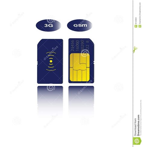 Sims 3 Gift Card - sim cards stock images image 8144834