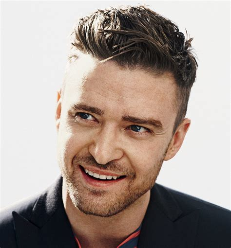 gq hairstyles for straight hair justin timberlake haircut