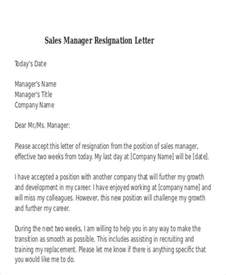 Sle For Resignation Letter From by 38 Resignation Letter Format Free Premium Templates