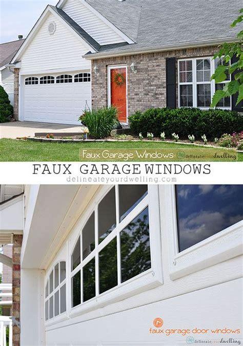 Faux Garage Windows Inspiration Faux Garage Windows Inspiration Install Faux Garage Windows Garage Doors 46 Stunning Faux