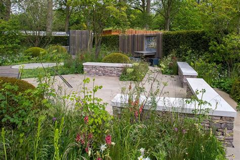 Garden Design Show The Cloudy Bay Garden At The Rhs Chelsea Flower Show 2015