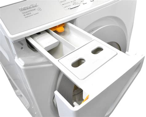 Washing Machine Drawer Not Draining by Miele W 4802 Size Touchtronic Front Loading Washing