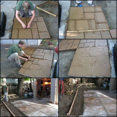 15 must see concrete patio cost pins sted concrete