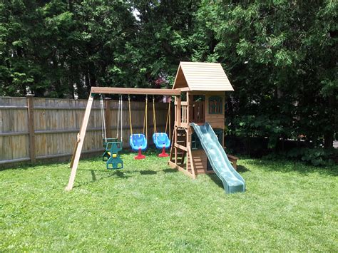 big backyard windale big backyard windale wooden swing set