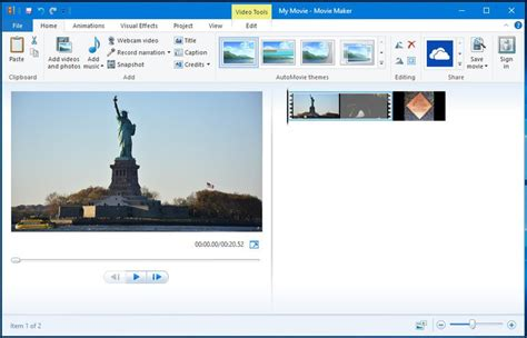 themes video maker making movies with windows 10 the new york times