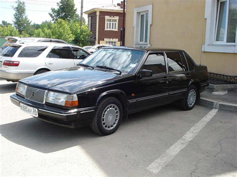 1993 volvo 960 photos informations articles bestcarmag com