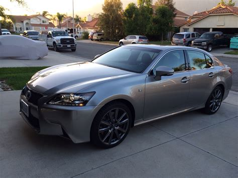 silver lexus just got my 2015 gs350 f sport atomic silver page 6