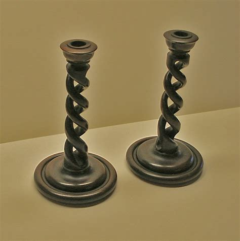 Candle Stick Holder Helix Candlestick Holders Schoonermoon