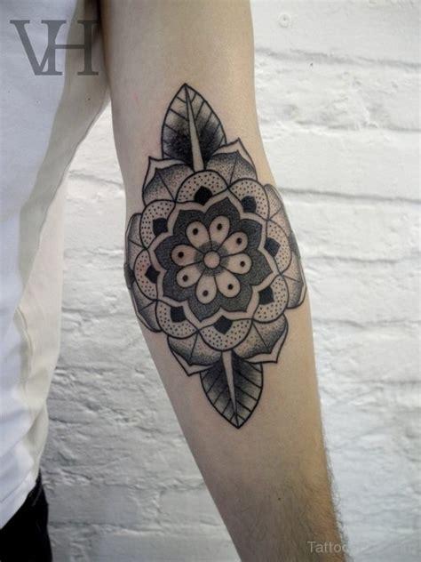 mandala tattoo grey grey ink mandala flower tattoo tattoo designs tattoo