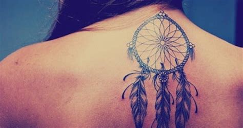 166 dreamcatcher tattoos for a good night sleep