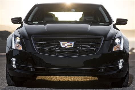 The Black Cadillacs by Cadillac Ats Black Chrome Package Announced Gm Authority