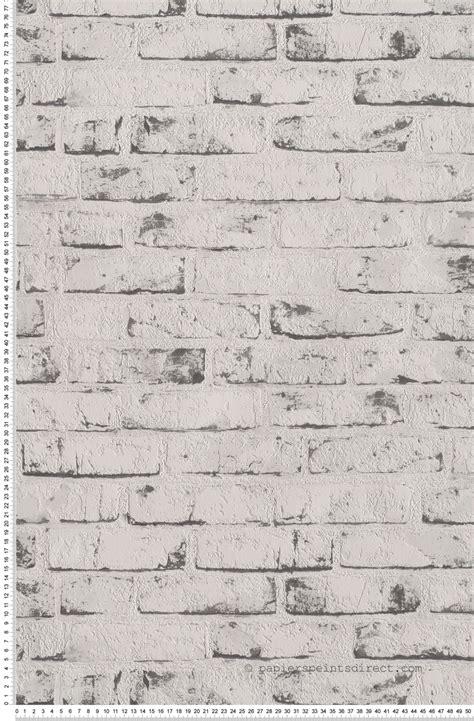 Papier Peint Brique Blanche 3751 by Papier Peint Briques Blanches Et Grises Collection New