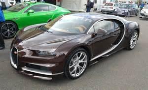 Brown Bugatti Brown Bugatti Chiron Sighted At The Nurburgring
