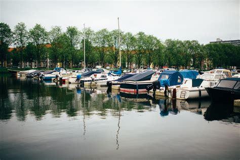 ligplaats sloterplas de duikelaar jachthaven in amsterdam aan de sloterplas