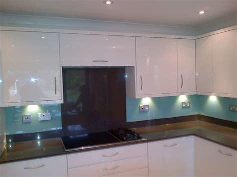 Kitchen Glass Upstands by Glasskitchensplashbacks