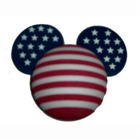 wdw store disney antenna topper american flag