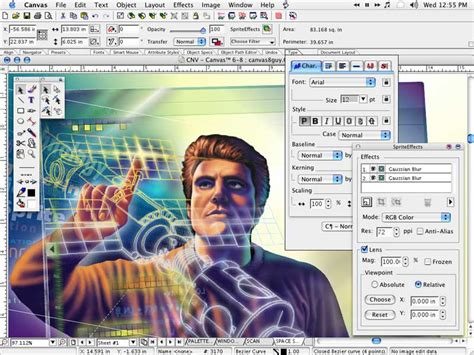 web drawing program soft14 canvas professional edition mac drawing image