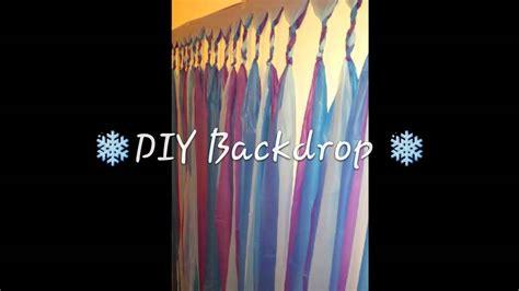 Frozen Decorations Frozen Party Ideas Amp Diy Youtube