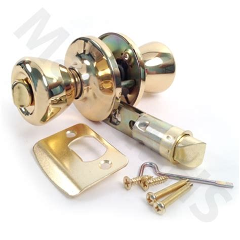 Interior Door Knobs For Mobile Homes | mobile home interior privacy tulip door knob polished brass