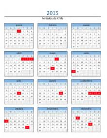 Calendario con feriados chile newhairstylesformen2014 com