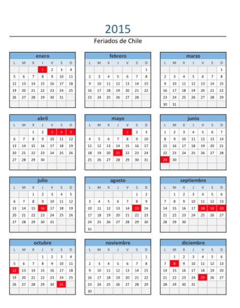 Calendario U De Chile Search Results For Calendario 2015 Chileno Con Feriados