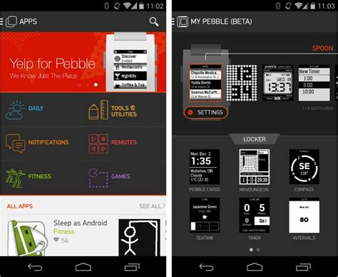 pebble apps for android cult of android pebble explains android appstore delay cult of android