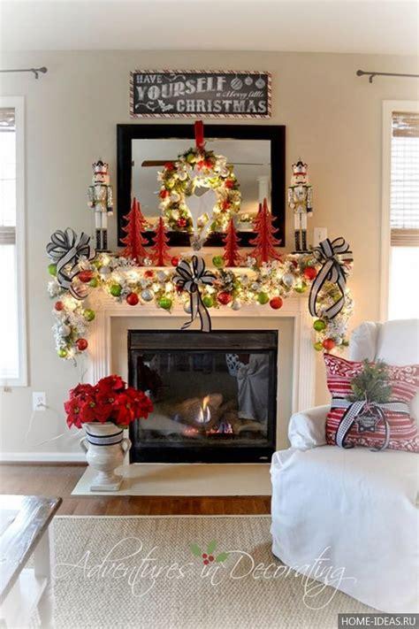 Home Xmas Decorating Ideas 2017 60