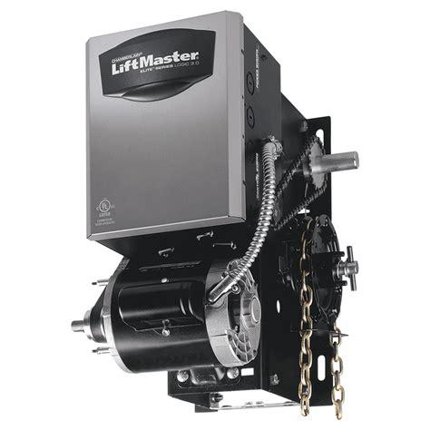 Liftmaster H J 5011 Industrial Duty Hoist Jackshaft Operator Industrial Garage Door Openers