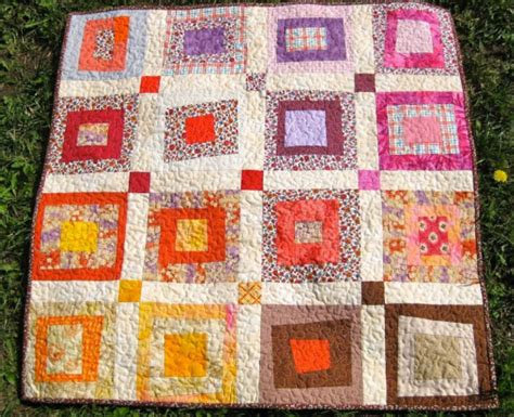 How To Design A Quilt by Machine Quilting Designs For Log Cabin Quilts