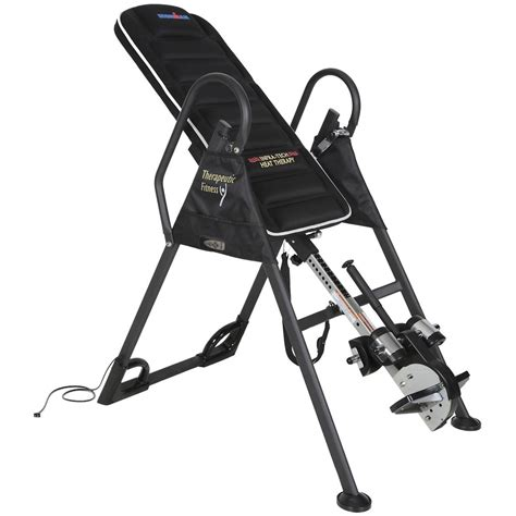 ironman ift 4000 infrared therapy inversion table ironman 174 infrared therapy ift4000 inversion table 184820