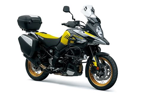 Suzuki V Strom 650 Vs 1000 Suzuki V Strom 650 And V Strom 1000 Ride Review