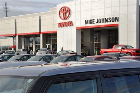 Mike Johnson Hickory Toyota Mike Johnson S Hickory Toyota Car Dealership In Hickory