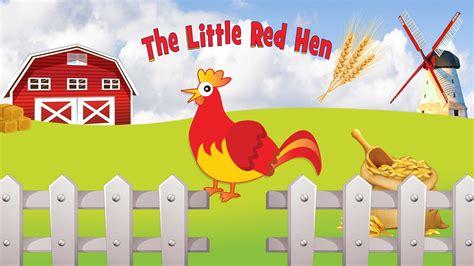 the little red hen the little red hen